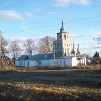 Храм в Пучеже, Пучеж