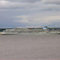Волга, Пучеж