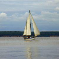 Яхта, Пучеж