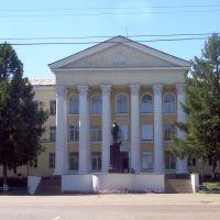 Пучеж, здание администрации, Пучеж
