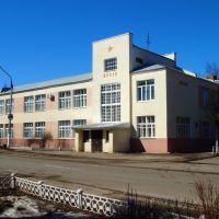 Центральная общеобразовательная школа №1, Родники