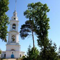 колокольня Тимерязевского мужского монастыря, Сокольское