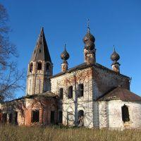 Христорождественская церковь села Сокольского., Сокольское