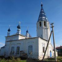 Покровская церковь, что при Тихоновой Пустыни., Сокольское