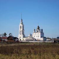 Николаевский Тихонов Лухский мужской монастырь., Сокольское