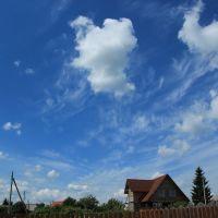 Красота на небе., Сокольское
