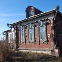 Тейково. Старый деревянный дом., Тейково