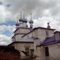 Ильинский храм, Тейково