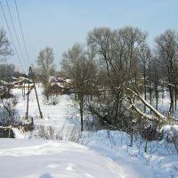 Зима, Тейково