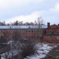 школа № 4 (вид сзади), Тейково