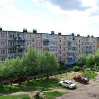 ул. 2 Комовская, Тейково