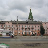Центральная площадь / Central Square, Тейково