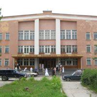 Дом культуры Российской армии / Recreation Centre of Russian Army, Тейково