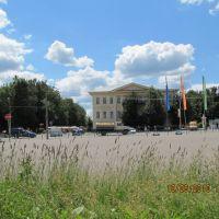 Трава на площади, Тейково