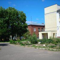 садик у ЦРБ, Тейково