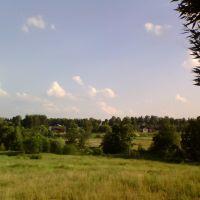 Вид на другой берег лето 2011, Тейково
