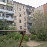 Октябрьский проезд д.8, Тейково