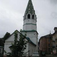 Церковь Илии Пророка в Тейкове 1699, Тейково