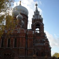 Храм в городе Фурманове, Фурманов