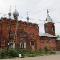Бывшая старообрядческая Троицкая часовня села Середа., Фурманов