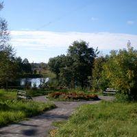 местечко у озера, Южа