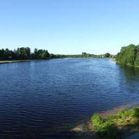 озеро Вязаль, Южа