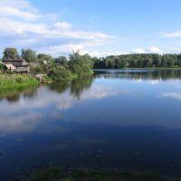 Озеро Вазаль, Южа
