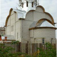 Южа. Церковь Серафима Саровского (27.09.2005 года), Южа