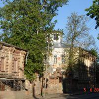 Памятник архитектуры (ДШИ), Кохма