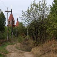 Дорога к храму, Саянск