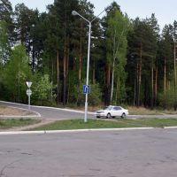 весна,дорога, Саянск
