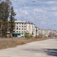 дорога к 4 мкр, Саянск
