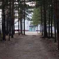 во дворе 7мкр, Саянск