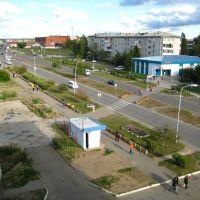 улица Советская, Саянск