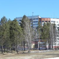 Саянск, Саянск