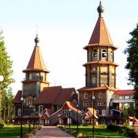 Саянская церковь, Саянск
