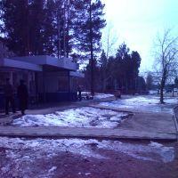 Ларьки в г. Саянске, Саянск