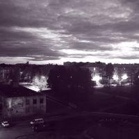 Город уснул, Саянск