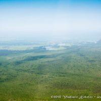 Балтуринская гора и р.Чуна, Чунский