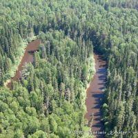 Barmo river • р.Бармо, Чунский