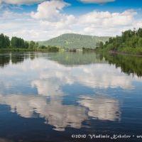 Uda River • р.Уда, Чунский