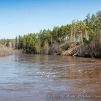 Chuksha River • р.Чукша, Чунский