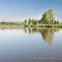 р.Чуна • Chuna river, Чунский