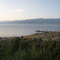 Байкал, Култук