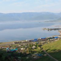 Южный Байкал, Култук