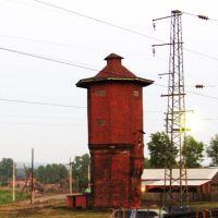 Водонапорная башня, Алзамай, 17.06.2011, Алзамай