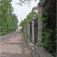 Старая улочка, Ангарск