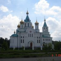 наша церковь, Ангарск