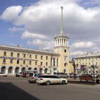 Ангарск пл.Ленина   Angarsk, Ангарск