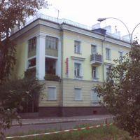 Дом №17 по проспекту Карла Маркса. Август 2007г, Ангарск